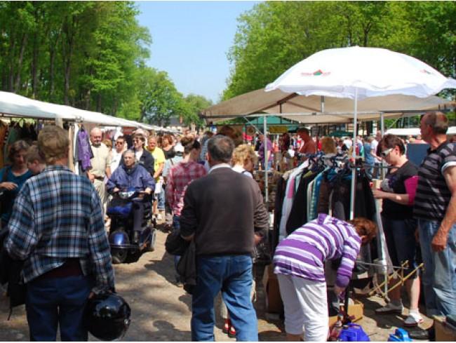 vlooienmarkt 15 mei